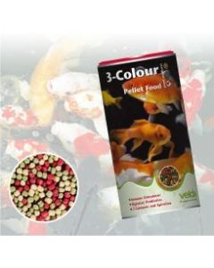 Velda 3-Colour Pellet 1250ml
