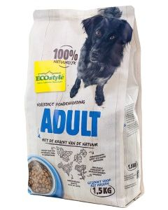 EcoStyle hond adult 5 kg